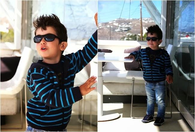 cute kid model