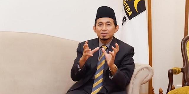 Bukhori Yusuf Desak Polri Segera Tangkap Penyerang Tokoh Agama di Tangerang dan Makassar