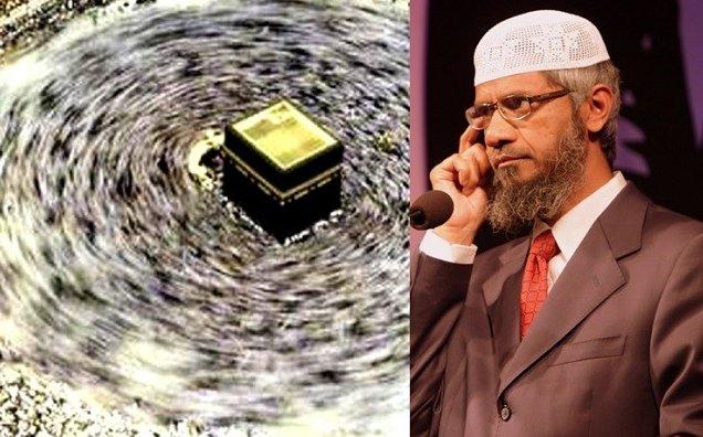 Mengapa Umat Islam Mengelilingi Ka'bah? Ini Jawaban Logis Dr Zakir Naik