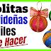 Bolitas Navideñas para Decorar el Arbol Fáciles de Hacer