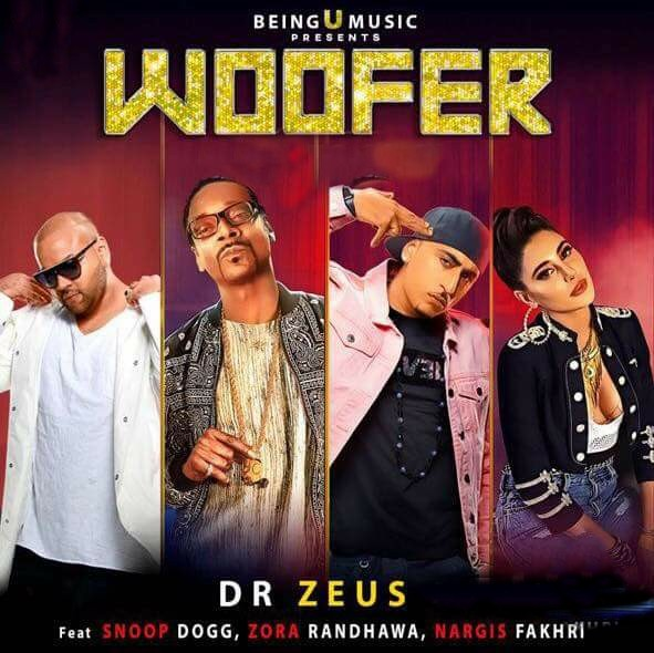 Woofer Lyrics: A latest punjabi international track featuring Snoop Dogg, sung by Zora Randhawa, composed by Dr. Zeus while lyrics is penned by Jaggi Jagowal, Snoop Dogg.