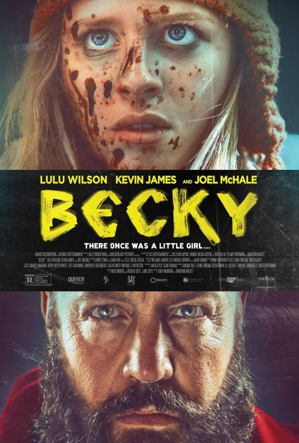 Red Band Trailer para Becky, una especie de Solo en casa salvaje y sangriento con Kevin james