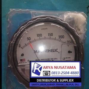 Jual Suhu Ruang Magnehelic Type 2000-250 mm di Bekasi