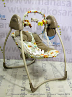 BabyDoes CH-SW109A Electric Swing