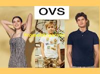 Logo OVS ''Ripartiamo insieme'' con il 40% di sconto si articoli selezionati! Affrettati.
