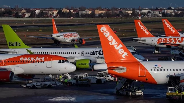 Hackers access details of 9 millions of EasyJet passengers in cyber attack