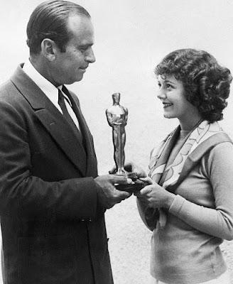 Janet Gaynor Douglas Fairbanks 1929 Oscars