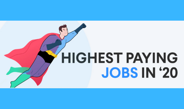 Which Jobs are Paying the Best in 2020?