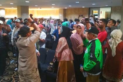 Ribut, Relawan Prabowo-Sandi Tolak Pernyataan Terima Jokowi-Maruf sebagai Presiden dan Wapres