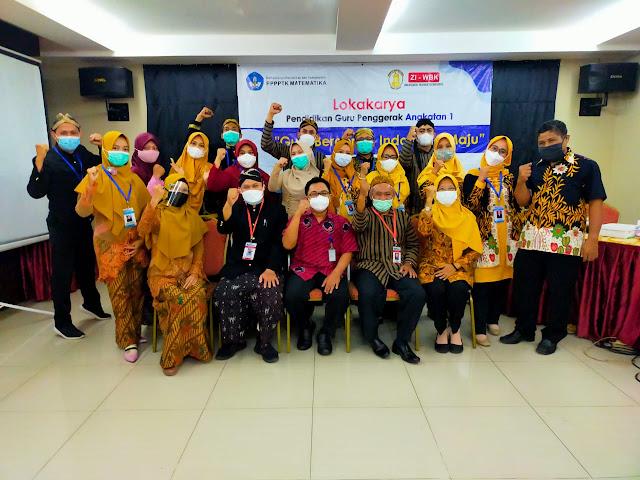 Lokakarya 9 Guru Penggerak Cilacap