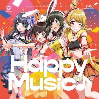 Happy Around! - Happy Music♪ [Single] 2020.11.04 [FLAC / MP3]
