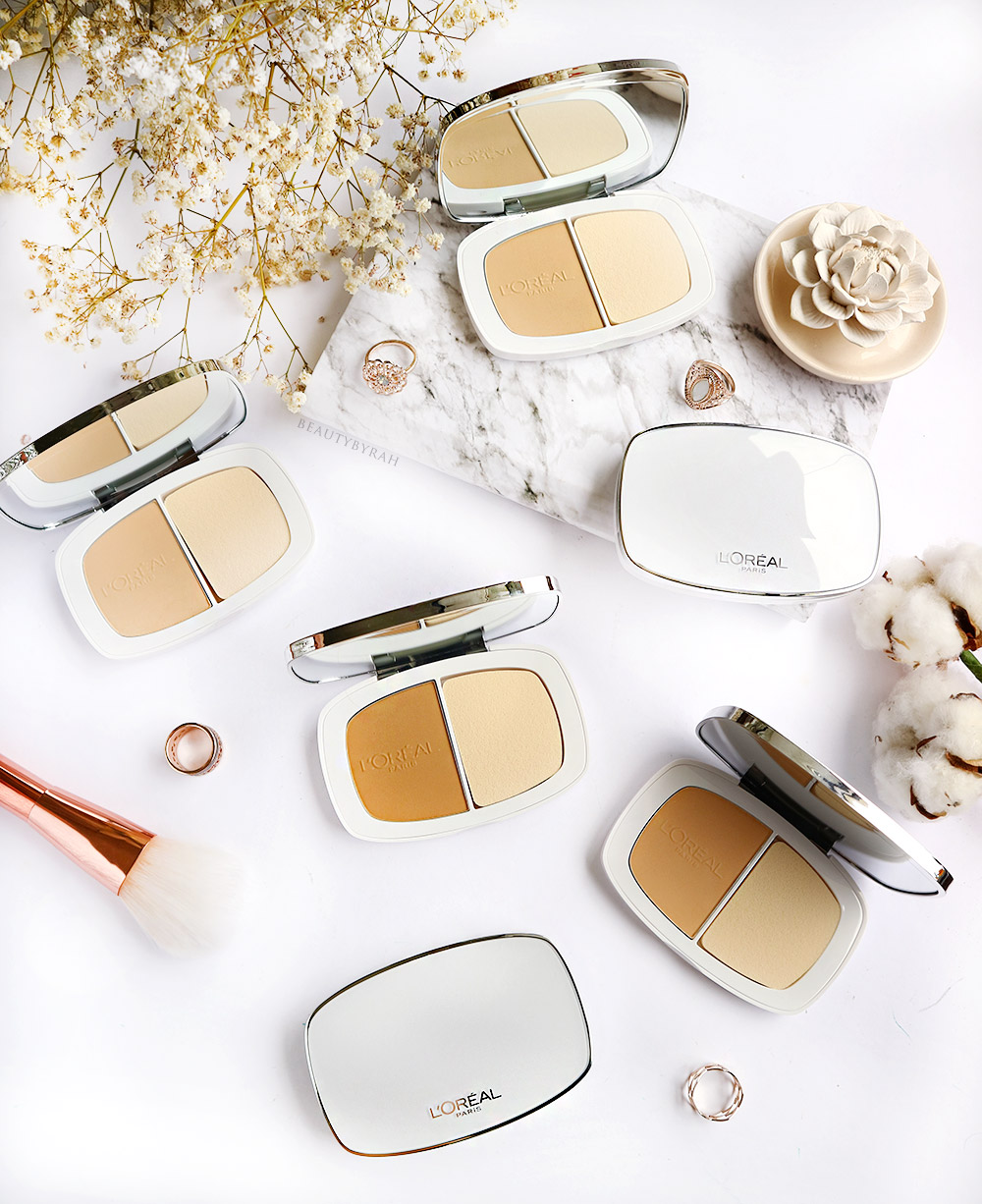 L'Oreal Paris True Match Powder Foundation Review Singapore