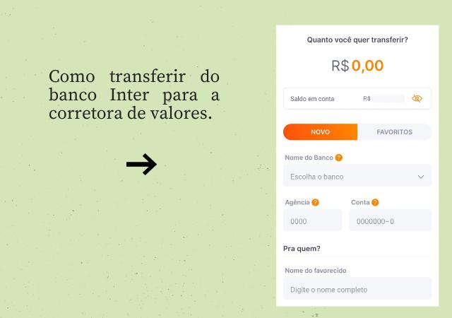 Como transferir o dinheiro para a corretora de valores | Investimento para Iniciantes