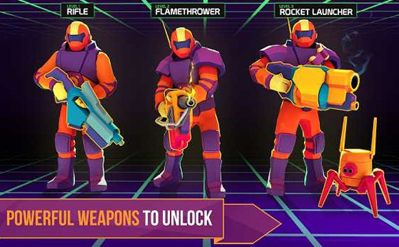 Space Pioneer Mod Apk for Android