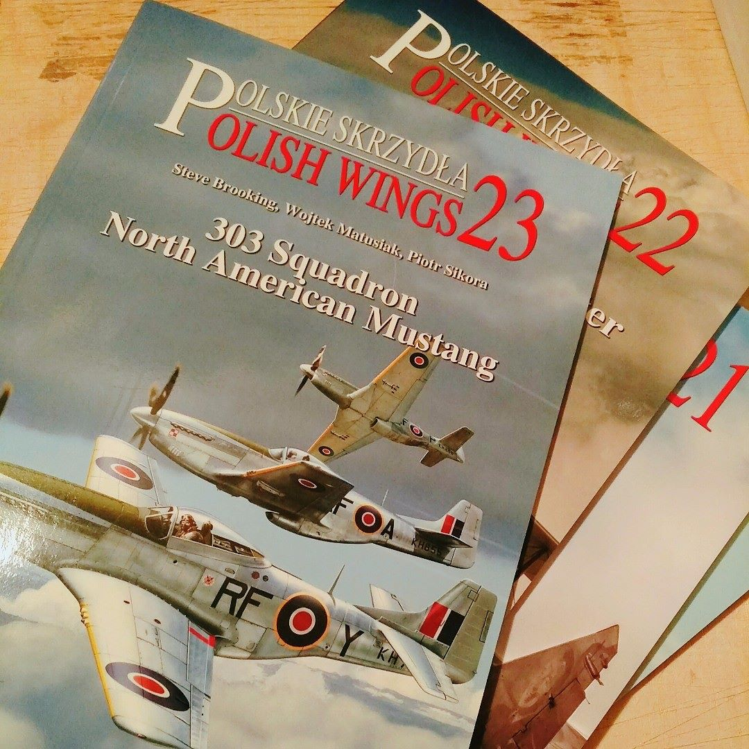 Scale Model Kit Review Blog (SMKR): MMP Books Polish Wings