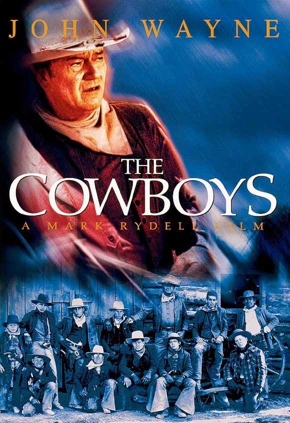 Os Cowboys Dublado