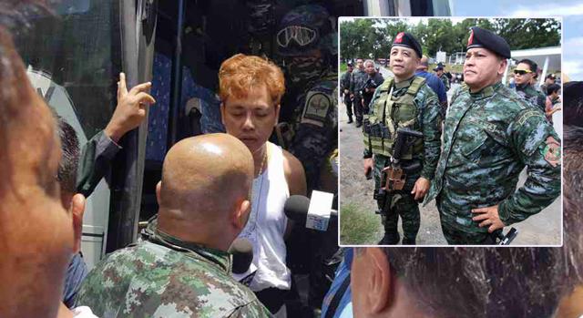 Panoorin Ang Paghaharap Ni Bato At Ng Mga High Profile Inmates Sa Bilibid