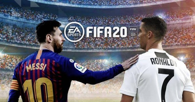 Download FIFA 14 MOD FIFA 20 for Android