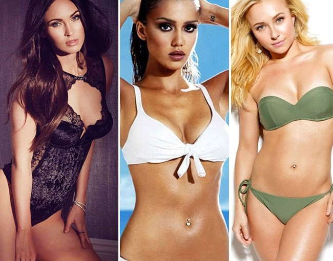 the hottest models universe