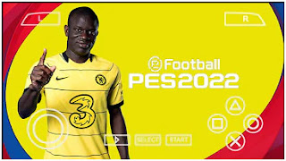 Download eFootball PES 2022 PPSSPP English Version Comentarry Peter Drury New Update Transfer & Promotion Team
