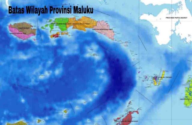Batas Wilayah Maluku