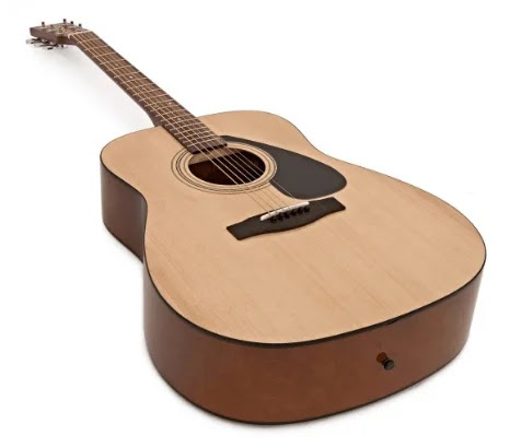 Yamaha f310 acoustic guitar review