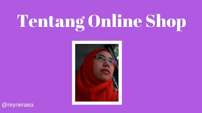 pengalaman jualan di online shop