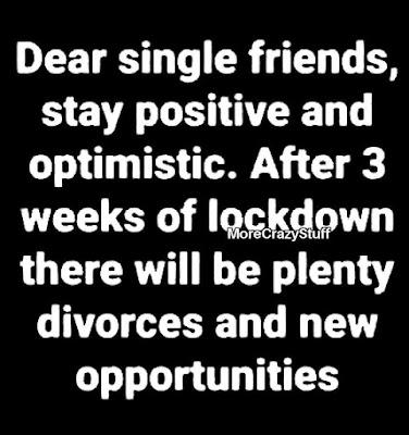 Dear single friends