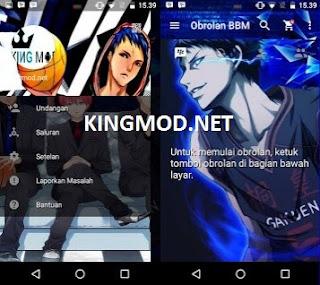 BBM MOD Aomine Kuroko no Basuke v2.13.1.14 Apk Terbaru