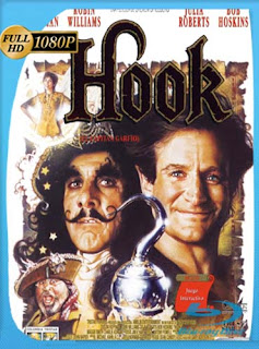 Hook 1991 HD [1080p] Latino [GoogleDrive] SilvestreHD
