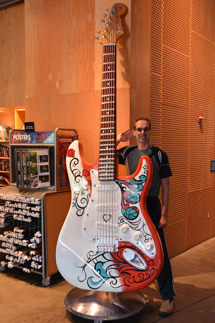 EMP Seattle guitar