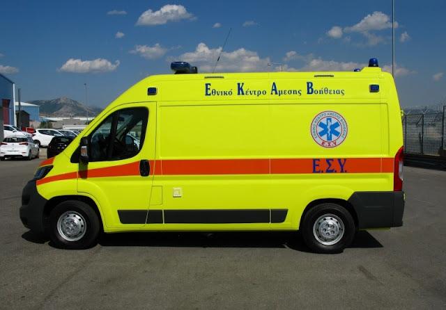 Δωρεά 22 ασθενοφόρων από τη ΣΥΝ-ΕΝΩΣΙΣ στο ΕΚΑΒ και την ΕΛ. ΑΣ.