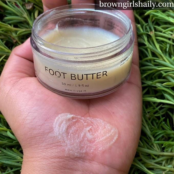 Deyga Organic Foot Butter Review