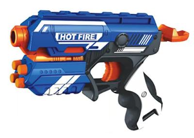 Toyshine Foam Blaster Gun Toy