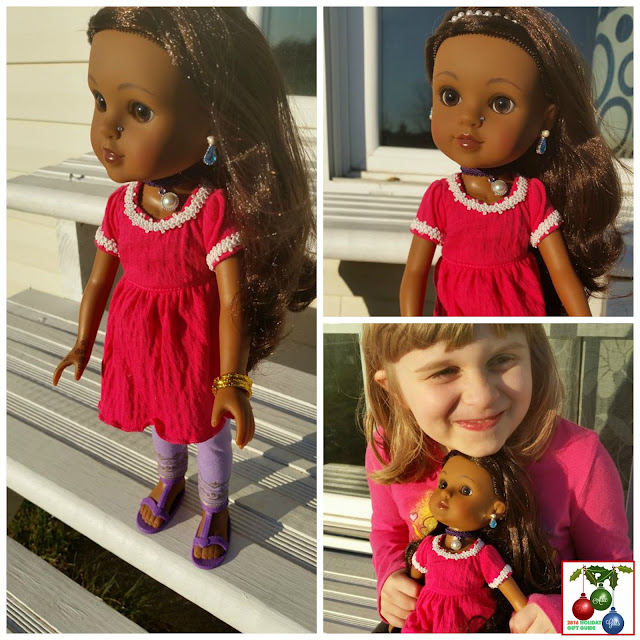 Indian dolls, cultural diversity, toys, holiday gift guide, holiday gifts, World Vision
