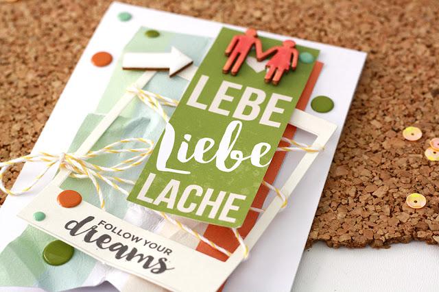 Blog Hop mit den Septemberkits von danipeuss.de |Fünf handgemachte Karten | piecesforhappiness.blogspot.de