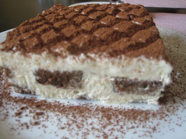 Tiramisu - The 'pick-me-up' cake Recipe
