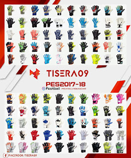 Glovepack December For PES 2017-2020 by Tisera09