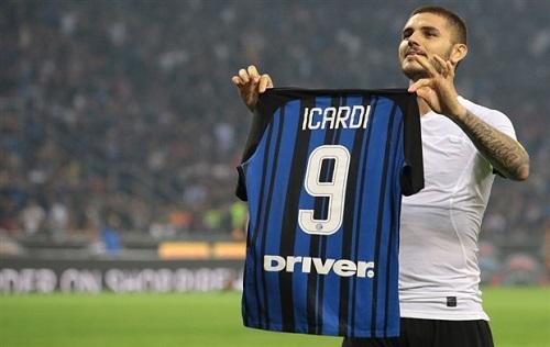 Icardi gắn bó với Inter từ kỳ chuyển nhượng hè năm 2013