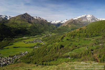 Randonnée Val d'Azun Hautes Pyrénées