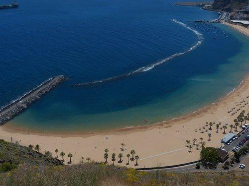 Is Tenerife windy in winter