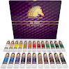 Oil Paint Set - 24 x 12ml Tubes - Artist Quality Art Paints - MyArtscape