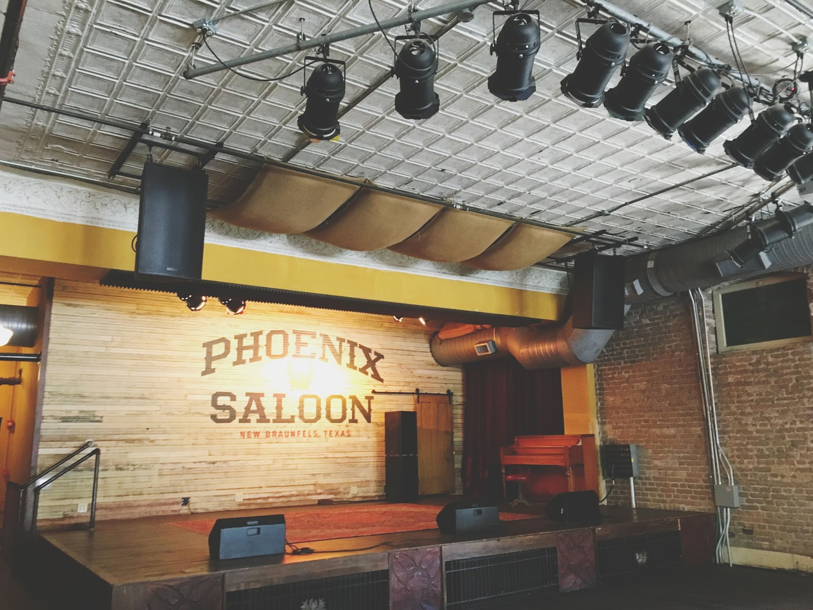 The Phoenix Saloon - a restaurant in New Braunfels, Texas