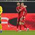 """Bayern vira sobre o Dortmund no """"Der Klassiker"""" e fica na liderança isolada do Alemão"""