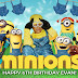 [TARPAULIN] - Evan 6th Birthday Minions