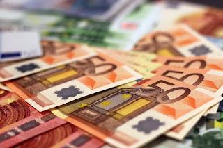 Premi in denaro della lotteria degli scontrini