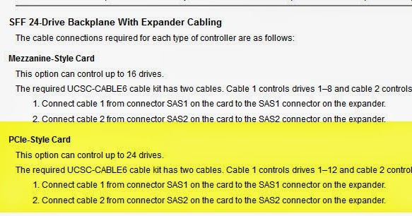My Brain Hertz                         : SAS Cabling for upgrading a