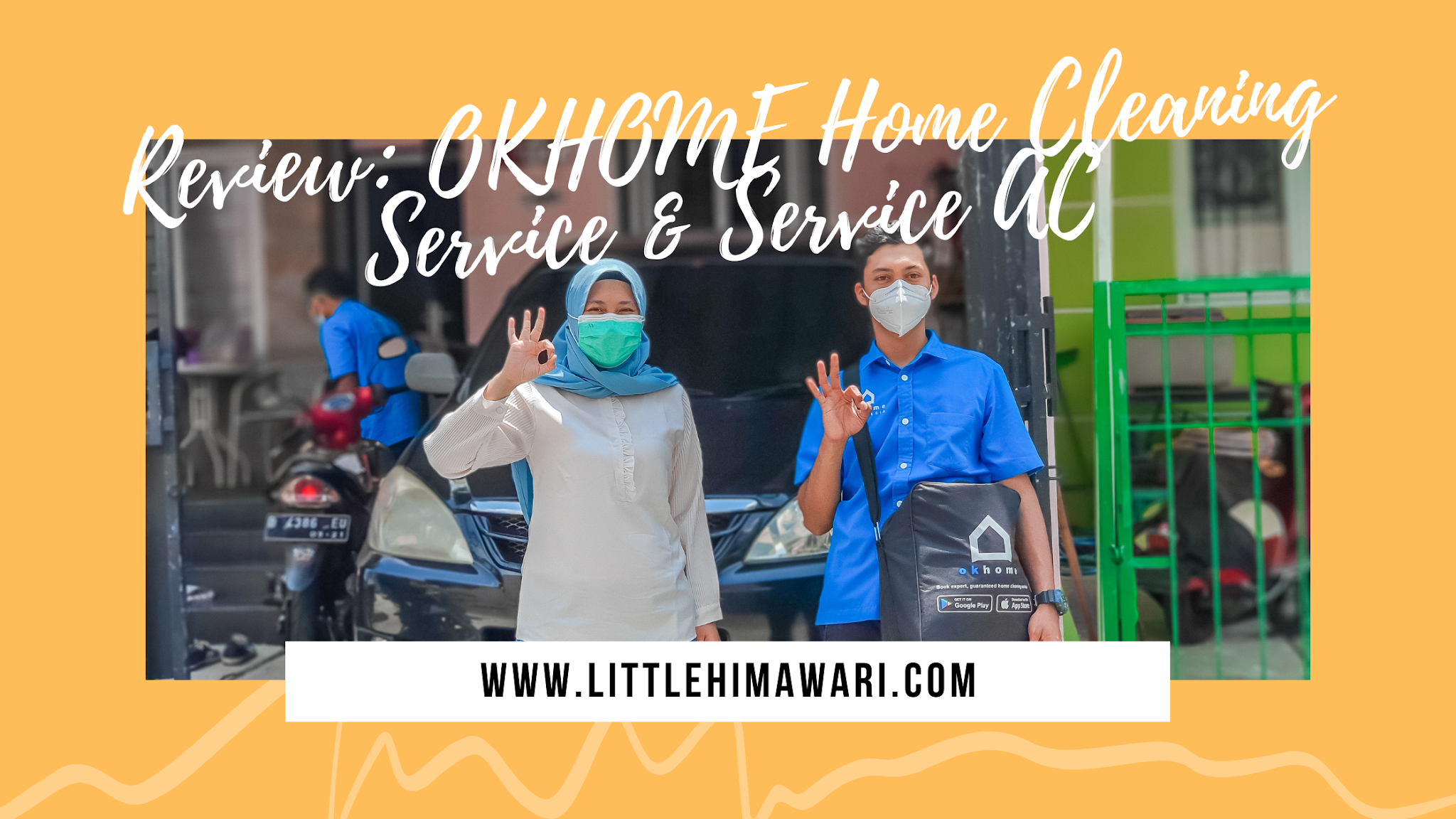 okhome home cleaning service