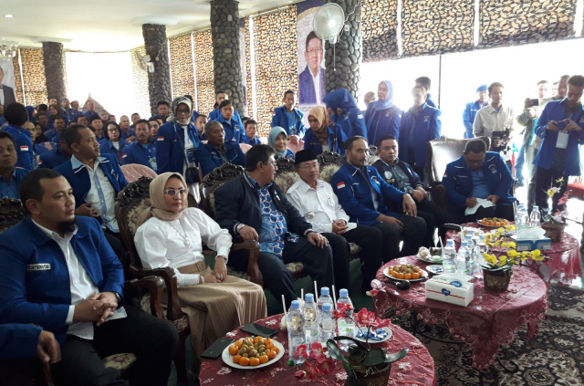 3 Partai Di Cianjur Bakal Usung Herman Suherman di Pilkada 2020