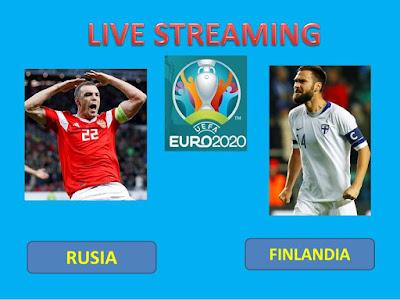 Link Live Streaming Euro 2020 Hari ini Finlandia Vs Rusia Berlangsung Di Stadion Krestovsky